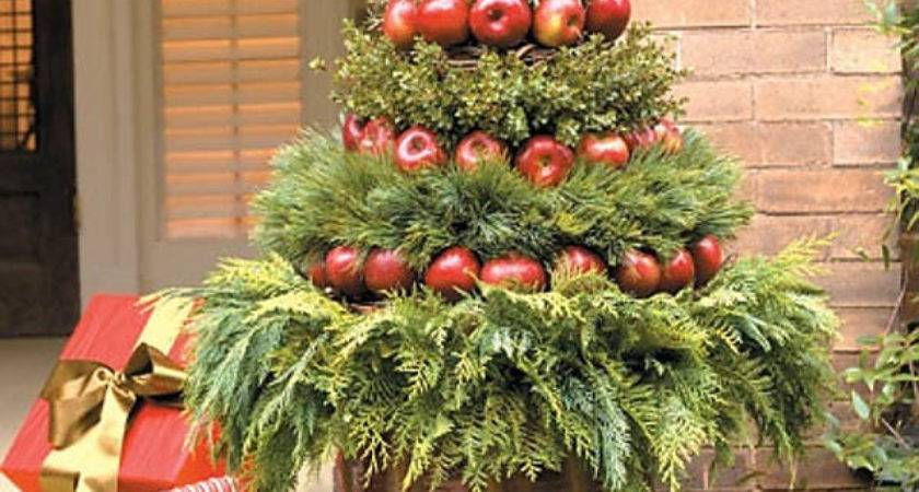 Earth Friendly Natural Christmas Decorating Ideas