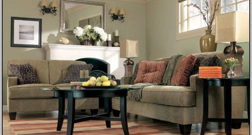 Earth Tone Colors Living Room Painting