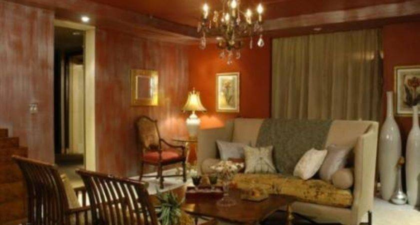 Earth Tone Wall Paint Colors Interior Design