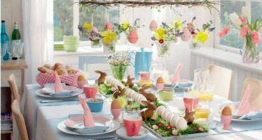 Easter Decor Pink Purple Tinker Cool