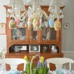 Easter Dining Room Decor Bloom