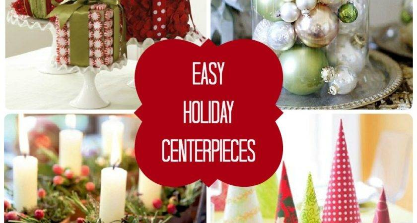 Easy Affordable Christmas Centerpieces Product