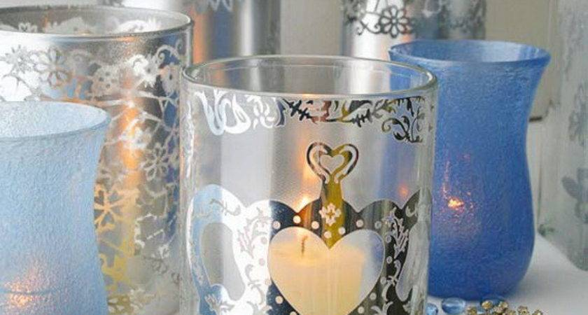Easy Creative Decorating Ideas Candle Holders
