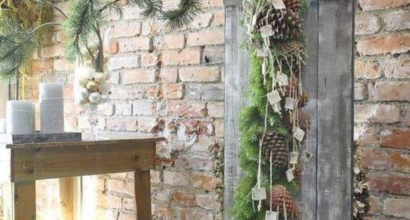 Easy Natural Christmas Decor Home Bunch Interior Design