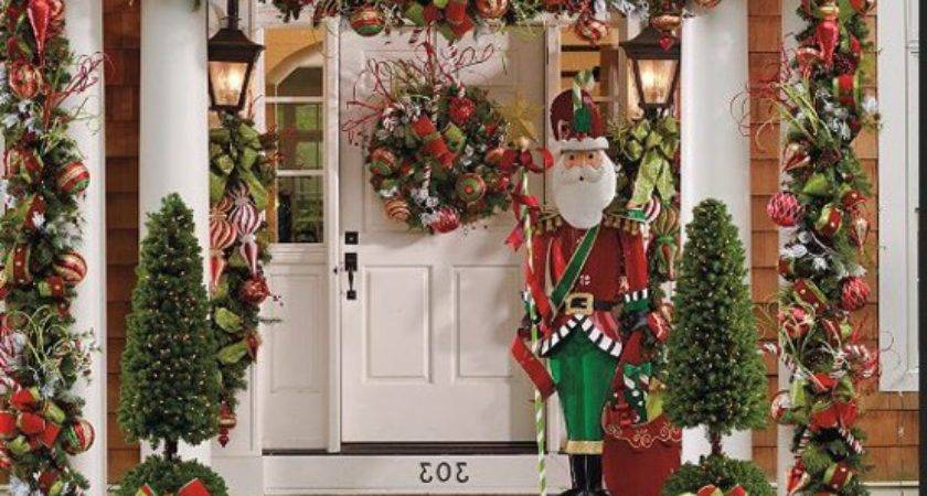 Easy Outdoor Christmas Decorations Make