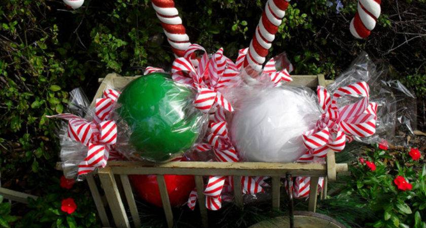 Easy Outdoor Christmas Decorations Outdoortheme