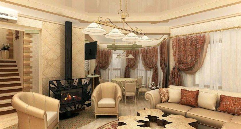 Eclectic Home Interior Design Style