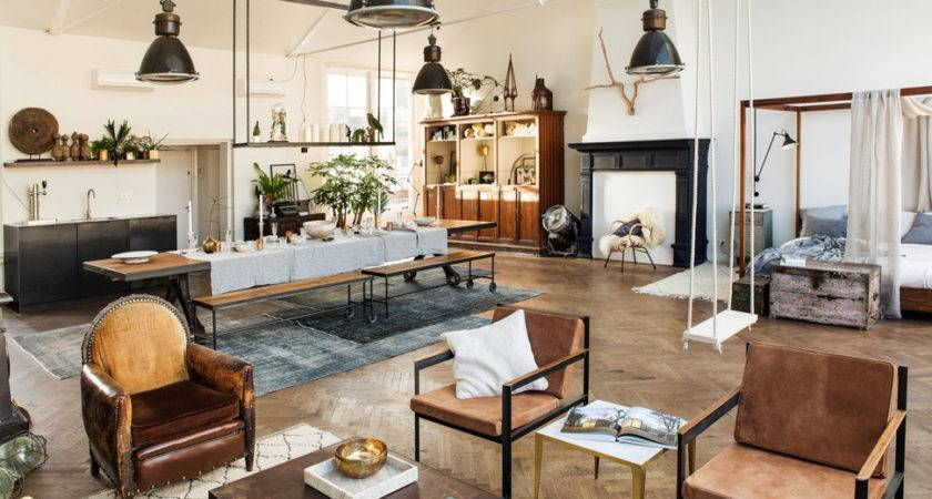 Eclectic Interior Style Dream