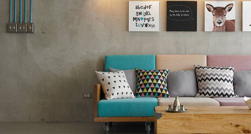 Eclectic Interiors Personalized Different Textures