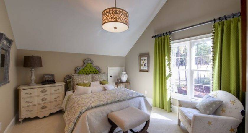 Eclectic Interiors Traditional Bedroom