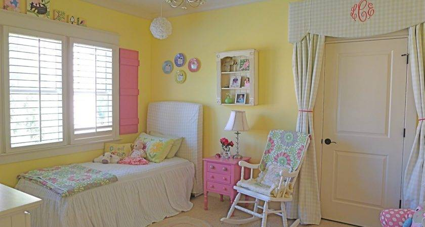 Eclectic Sweet Big Girl Bedroom Lacey Room Part