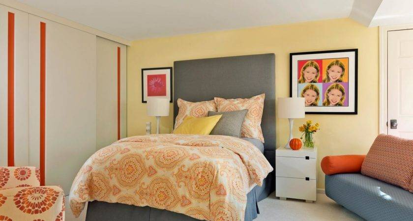 Eclectic Teen Bedroom Photos Hgtv