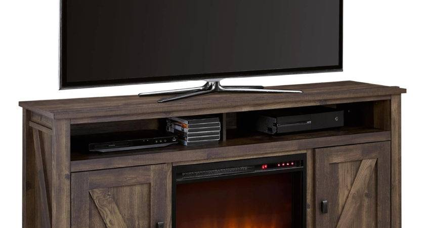 Electric Fireplace Stands Walmart