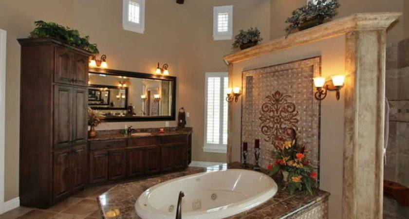 Elegant Bathrooms Texas Hill Country Stadler