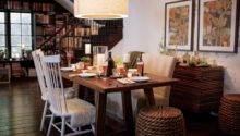 Elegant Dining Room Ideas Pottery Barn Light