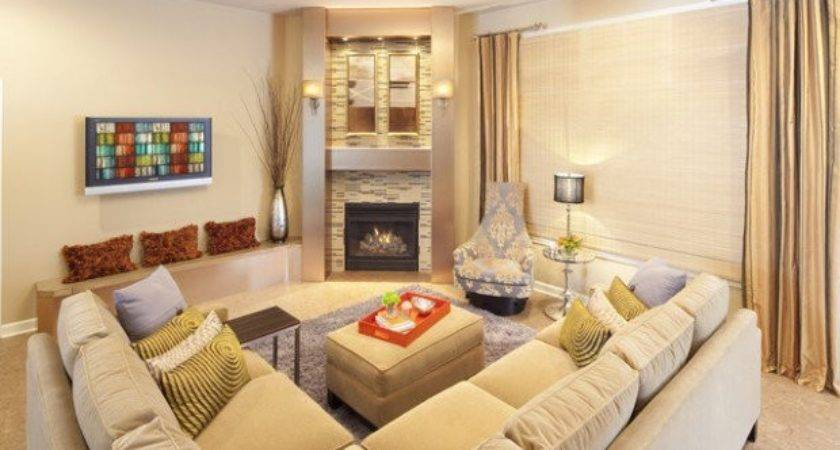 Elegant Functional Living Room Design Ideas