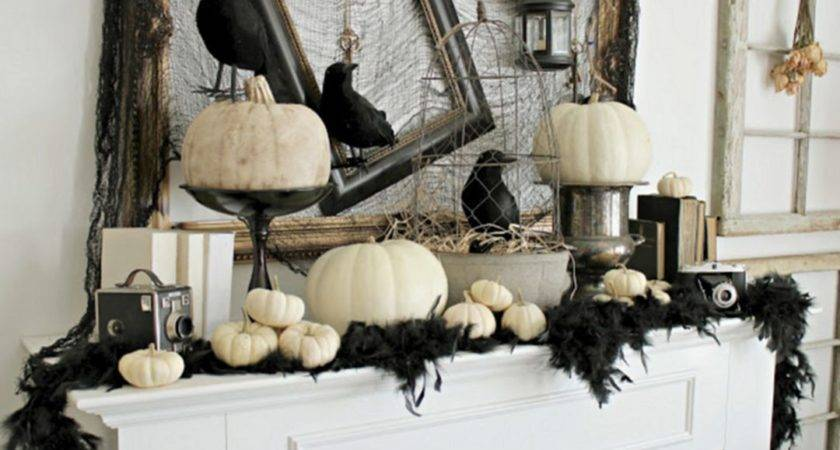 Elegant Halloween Decor Ideas Fantastic Home Fres