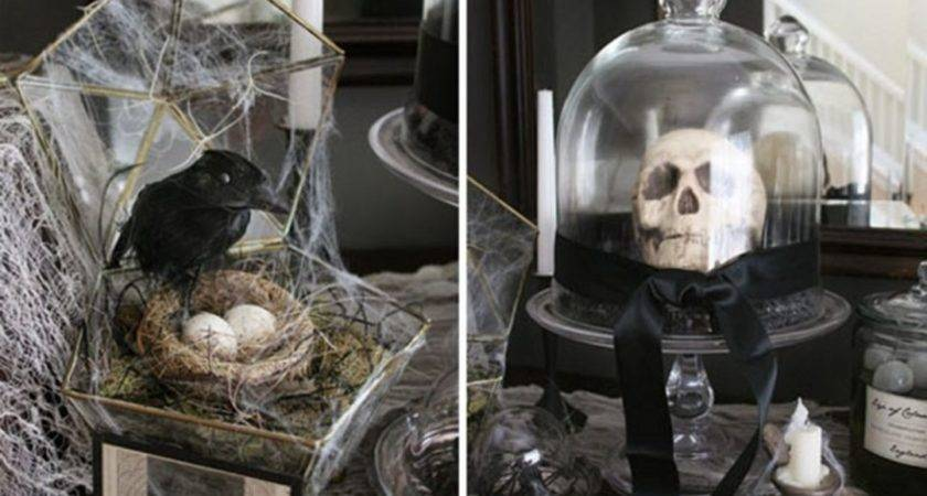 Elegant Halloween Decor Ideas Fantastic Home