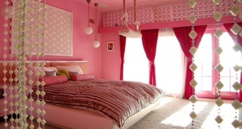 Elegant Pink Bedrooms Bedroom