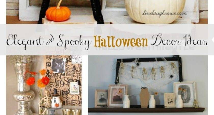 Elegant Spooky Halloween Decor Ideas Penney Lane