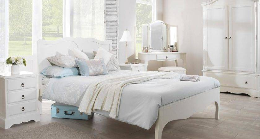 Elegant White Bedroom Furniture Girls