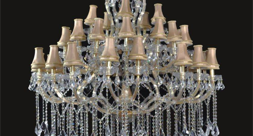 Elizabeth Series Light Gold Chandelier Sku