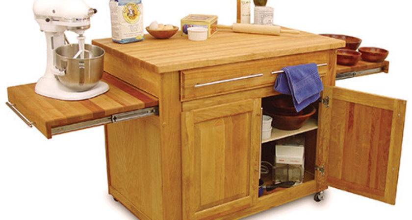 Empire Island Catskill Kitchen Trolley Harts Stur