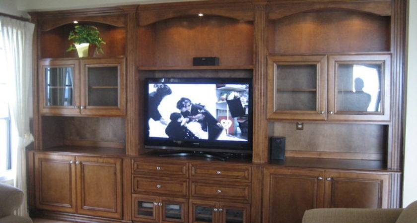 Entertainment Centers Wall Units Traditional