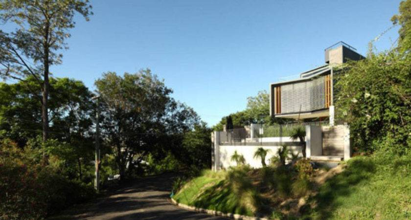 Environmental Friendly Modern Home Australia Rosalie
