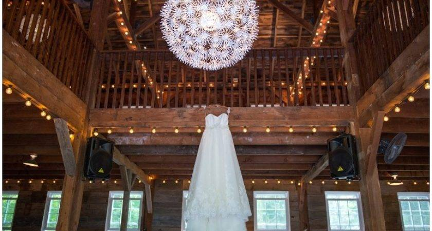 Erika Tom Wedding Roxbury Barn Catskills