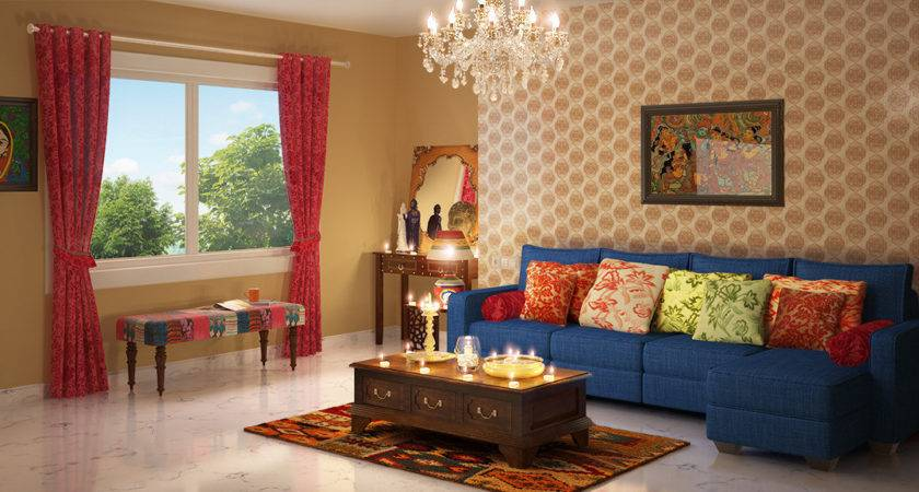 Ethnic Indian Living Room Designs Coma Frique Studio
