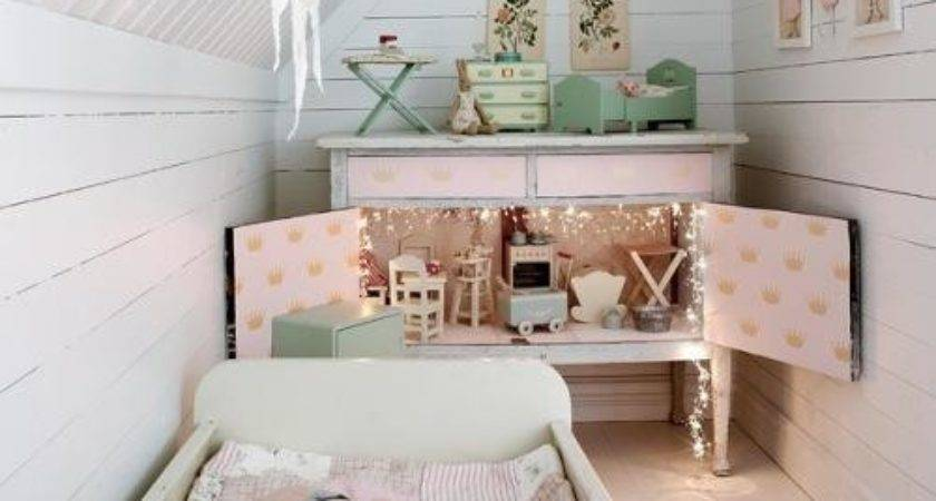 Every Little Girl Dream Room Pittr Pattr