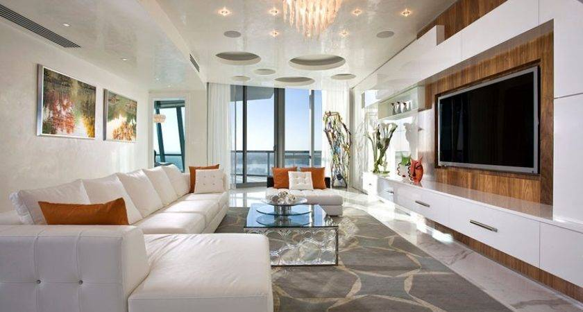 Examples Contemporary Rooms Inspire