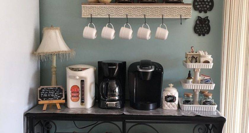 Exciting Coffee Bar Ideas Your Home Calls Decorationy