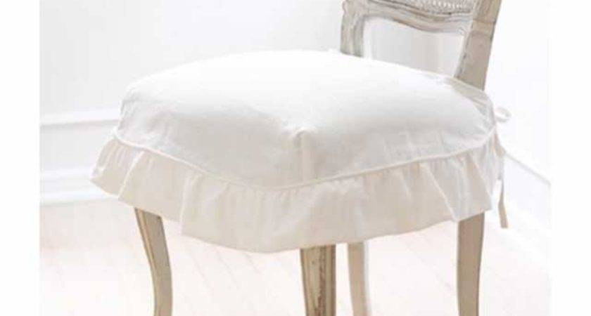 Exquisite Decor Lovely Shabby Chic Slipcovers