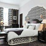 Extraordinary Cool Black White Bedroom Decor Ideas