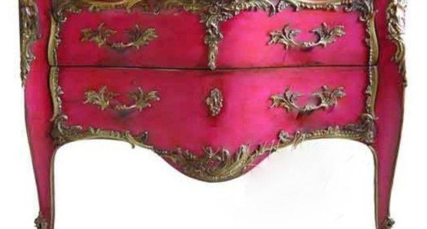 Eye Design Decorating Hot Pink Furniture