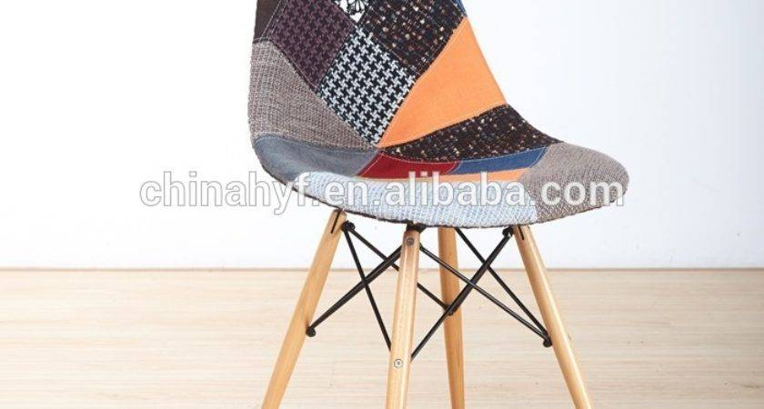 Fabric Patchwork Soft Cover Chair Buy