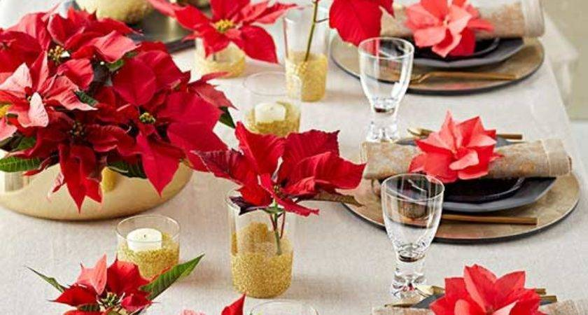 Fabulous Ideas Christmas Tables