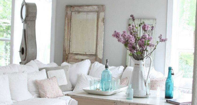 Fabulous Parsons Chair Slipcovers Shabby Chic Decorating