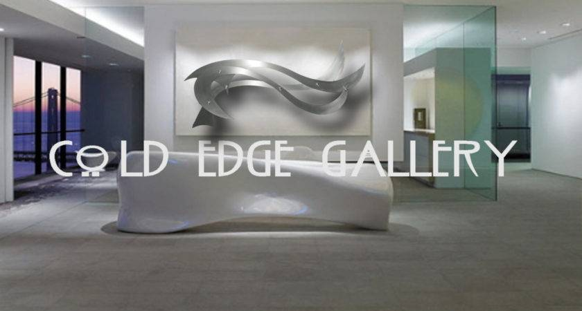 Fancy Extra Large Contemporary Wall Art Outside