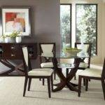 Fancy Glass Dining Room Sets Best Home Design Ideas