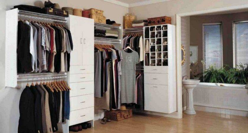 Fantastic Clothes Storage Ideas Small Spaces