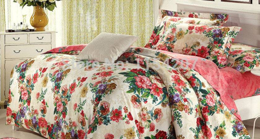Fast Shipping Cotton Floral Vintage Chinese