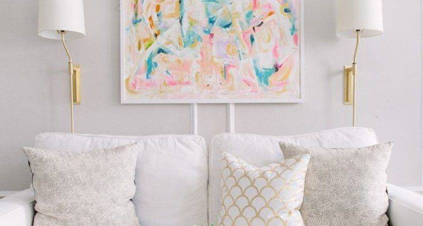Feminine Touches Add Your Small Apartment