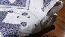 Fez Embroidered Bed Linens Morocco Remodelista