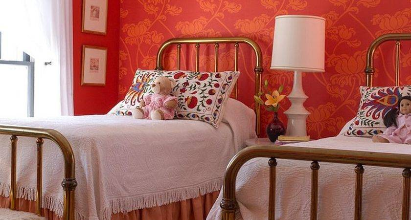 Fiery Fascinating Kids Bedrooms Wrapped Shades