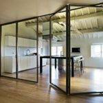 Fine Glass Walls Interior Design Wall House