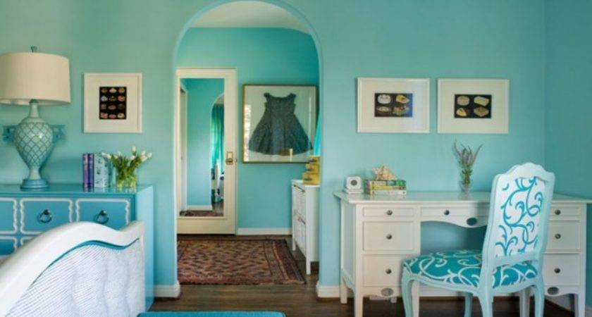 Fine Living Muse Tiffany Blue Teal Rooms