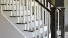 Finishing Our Stair Railings More Peeks Almost
